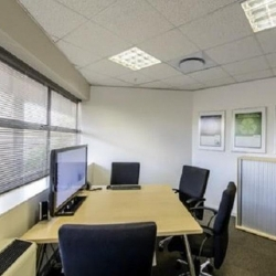Serviced offices in central Johannesburg